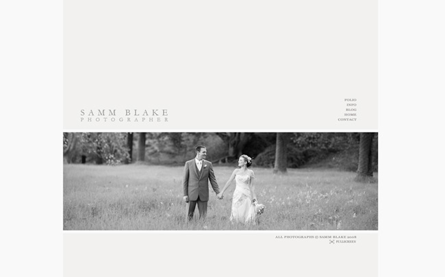 Samm Blake Photographer